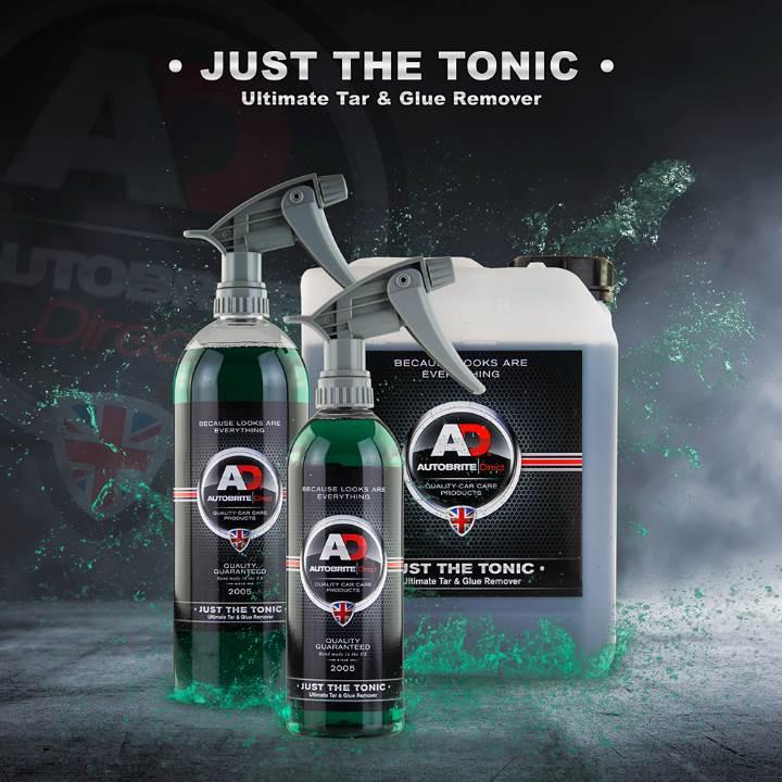 Autobrite Just The Tonic Tar & Glue Remover (500ml) - Ellis ...